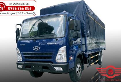 Xe tải Mighty EX8 GTL Thùng Mui Bạt