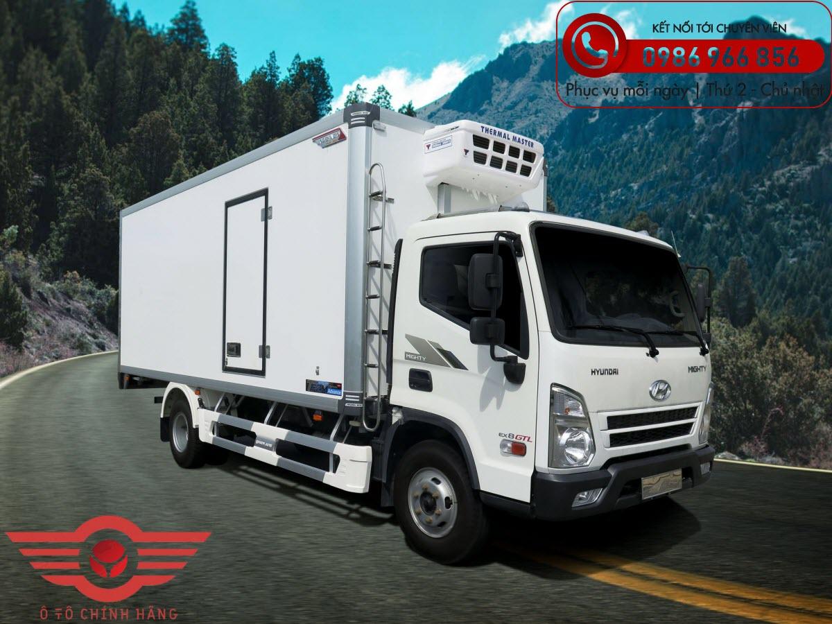 Xe tải Hyundai Mighty EX8 GTL 7 Tấn