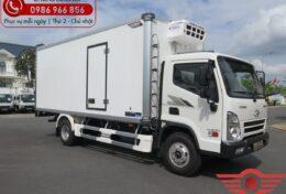 Xe tải Hyundai Mighty EX8 GTL Thùng Đông Lạnh