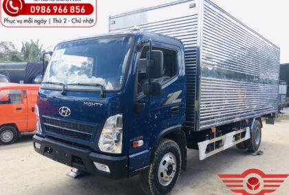 Xe tải Hyundai Mighty EX8 GTL Thùng Kín 6.85 Tấn