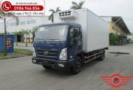 Xe tải Hyundai Mighty EX8L Thùng Đông Lạnh