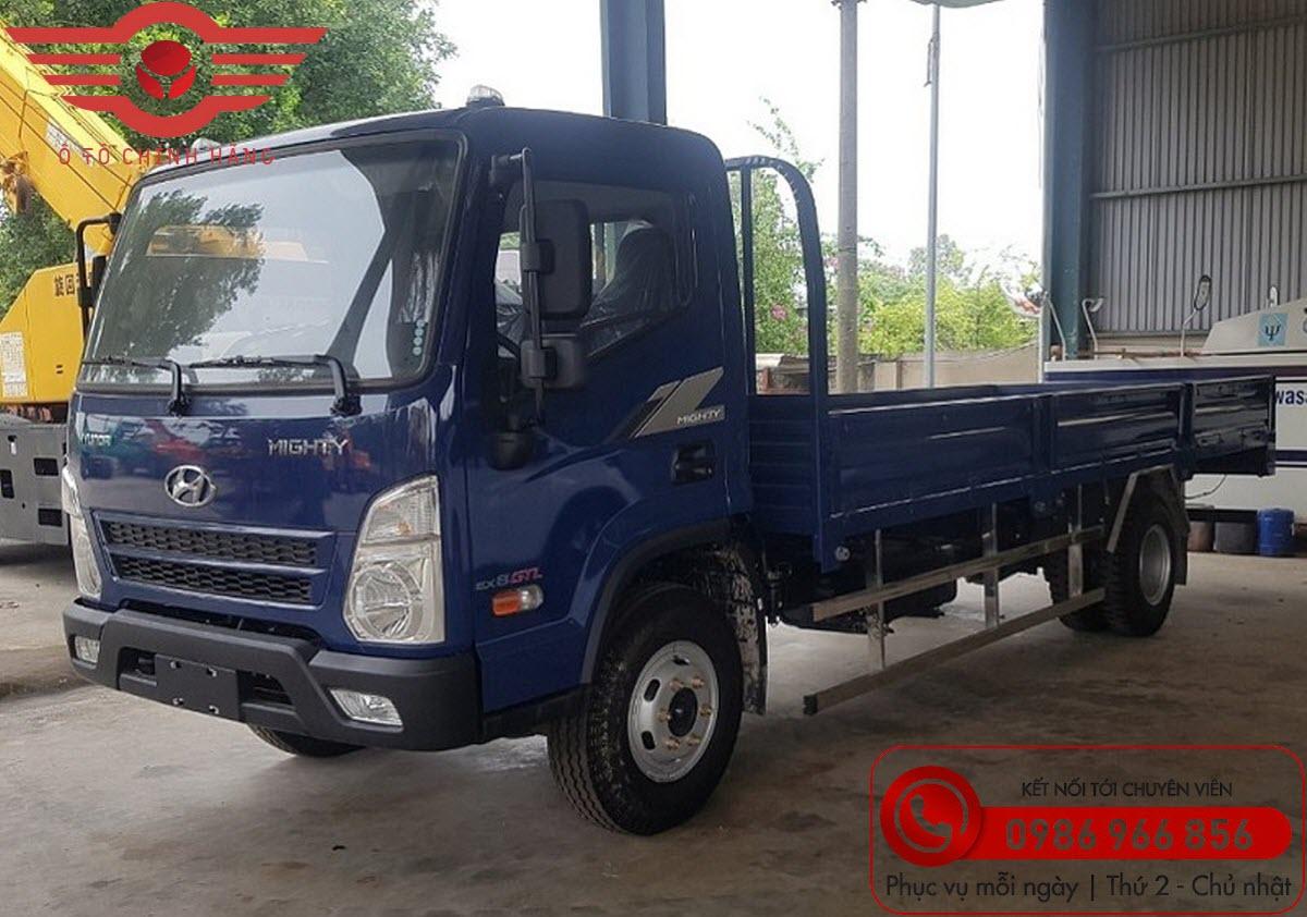 Xe tải Hyundai Mighty EX8L 7 Tấn