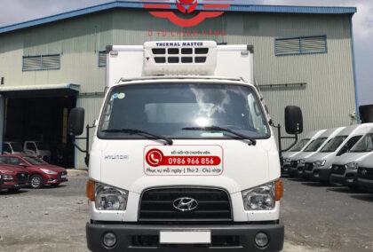 Xe tải Hyundai New Mighty 110SL Thùng Đông Lạnh