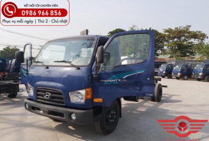 Báo giá xe tải Hyundai New Mighty 110SL