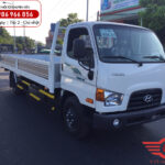Xe tải Hyundai New Mighty 110SL Thùng Lửng