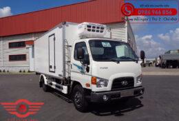Xe tải Hyundai New Mighty 110SP Thùng Đông Lạnh