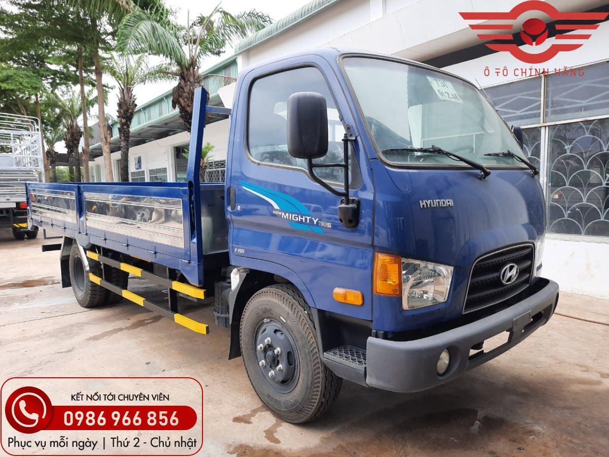 Xe tải Hyundai New Mighty 110SP Thùng Lửng