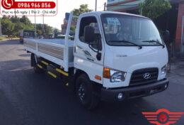 Xe tải Hyundai New Mighty 110SP 7 Tấn Thùng Lửng