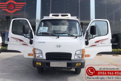 Xe tải Hyundai New Mighty N250SL Thùng Đông Lạnh