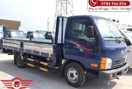 Xe tải Hyundai New Mighty N250SL 2.5 Tấn Thùng Lửng