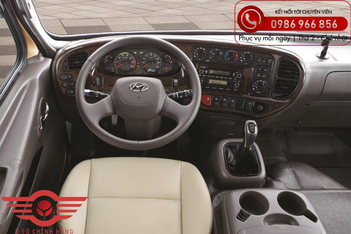 Xe khách Hyundai New County 29 Chỗ