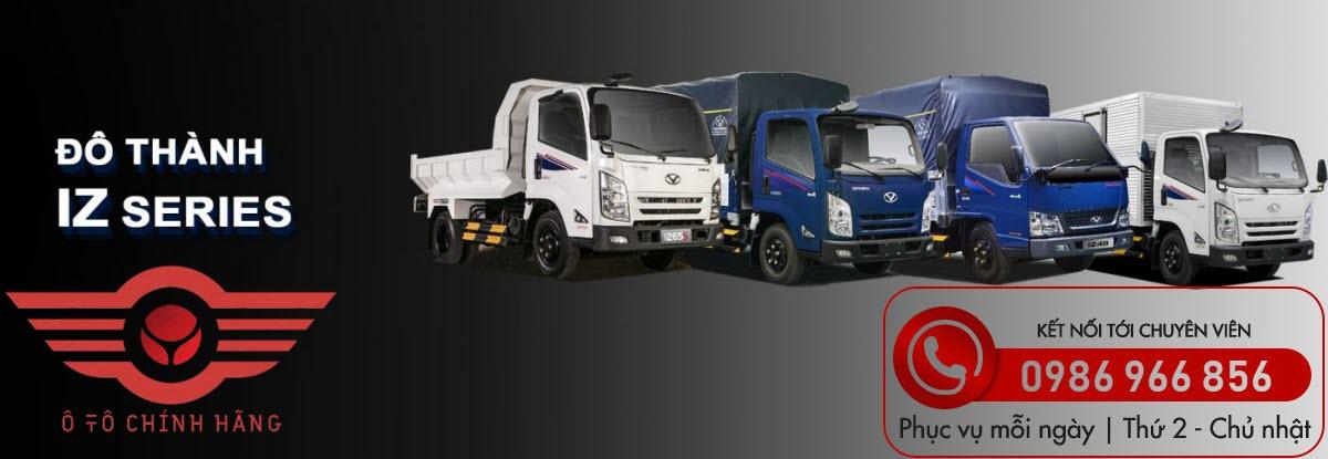 Giá xe tải Đô Thành