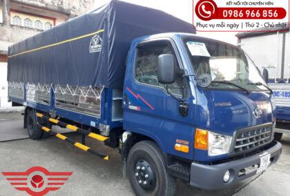 Tư vấn lựa chọn xe tải 8 tấn tốt nhất
