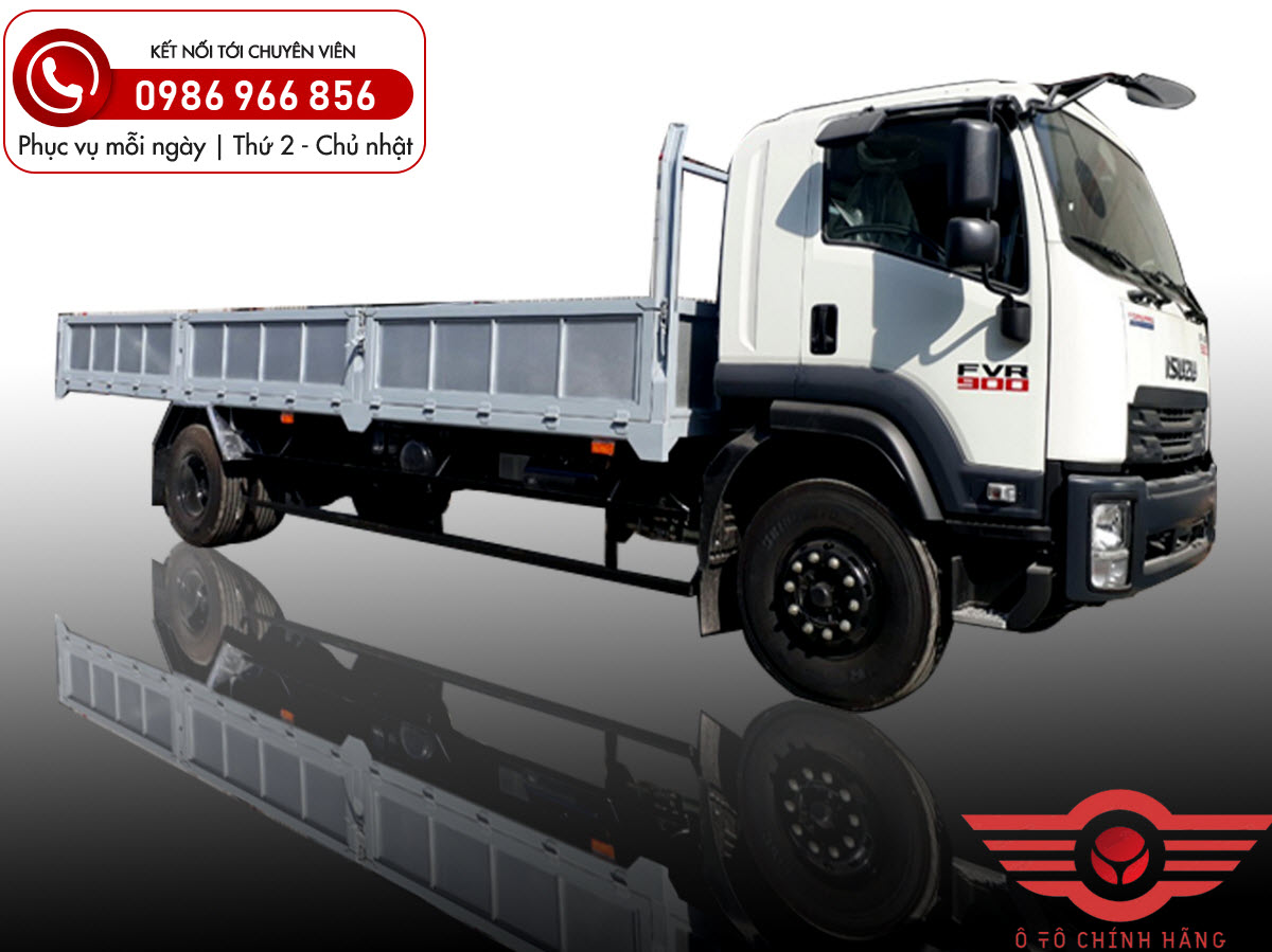 Xe tải 8 tấn ISUZU