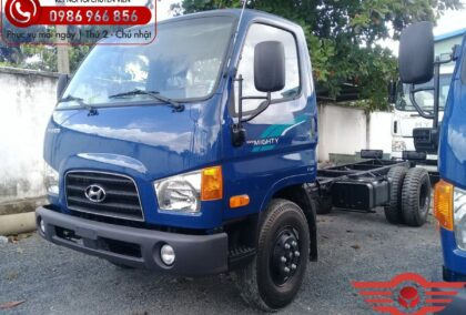 Giá xe tải Hyundai Mighty 110XL