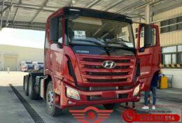 Bảng giá xe đầu kéo Hyundai Xcient GT