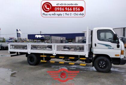 Báo giá xe tải Hyundai 110XL Thùng Lửng