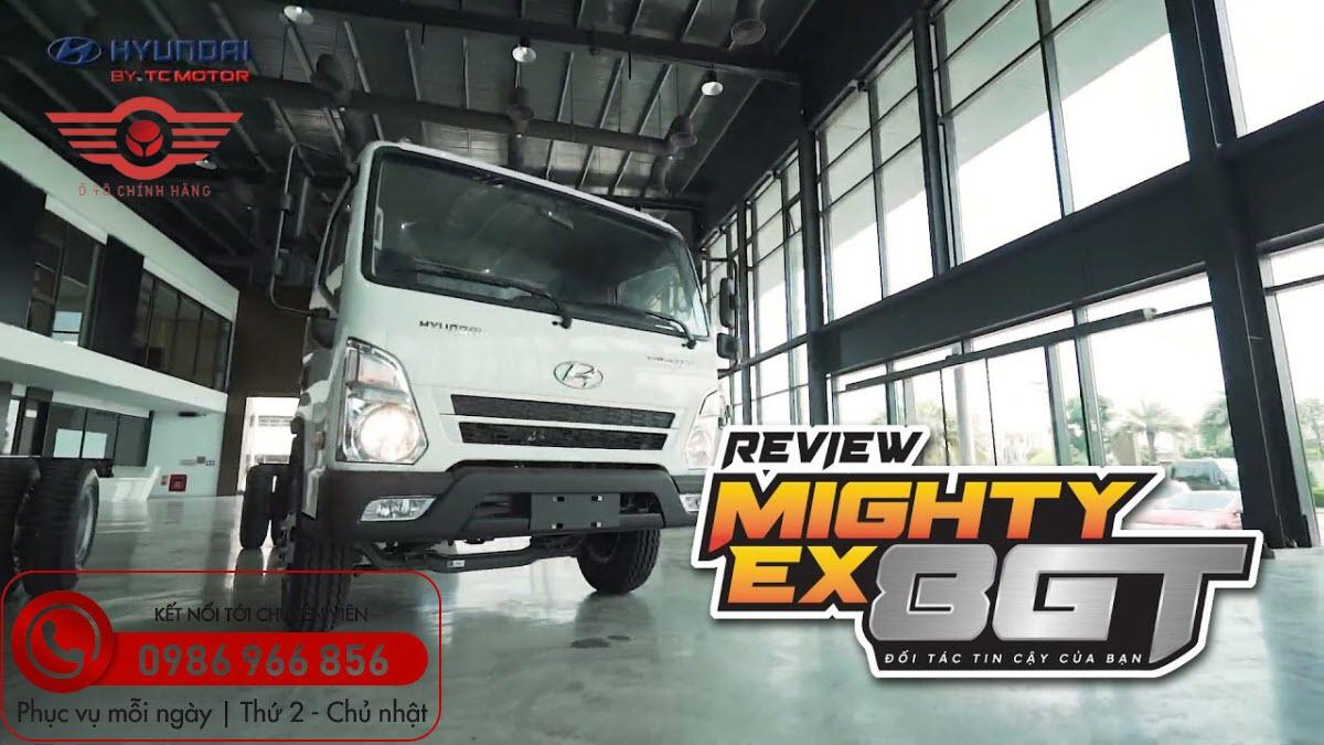 Báo giá xe tải Hyundai