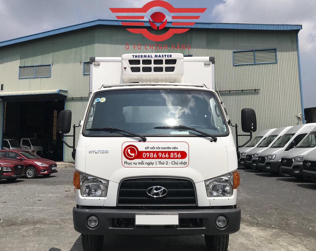 Xe tải Hyundai New Mighty 110XL Thùng Đông Lạnh