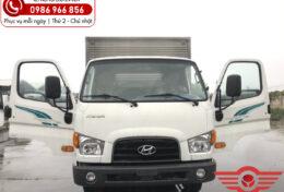 Báo giá xe tải Hyundai 110XL Thùng Kín