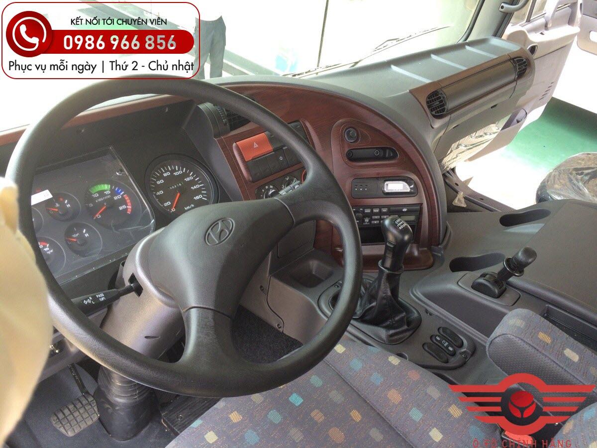 Xe tải Hyundai HD320 19 Tấn Nhập Khẩu Euro4