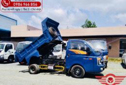 Xe tải ben tự đổ Hyundai H150 1.6 m3