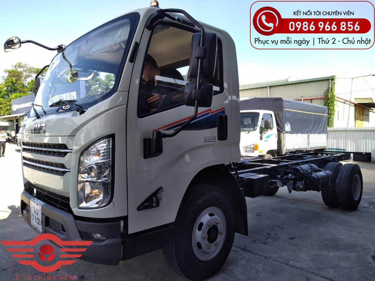 Xe tải Đô Thành IZ650SE 6.5 Tấn