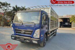 Xe tải Hyundai Mighty EX8L Chở Lợn
